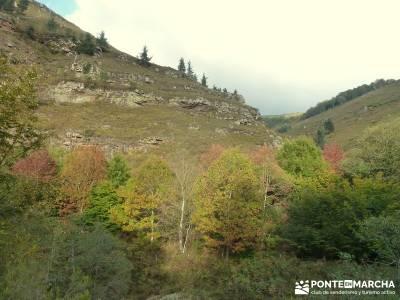 Parque Natural Saja-Besaya y Valderredible (Monte Hijedo) montañismo deporte en madrid turismo aven